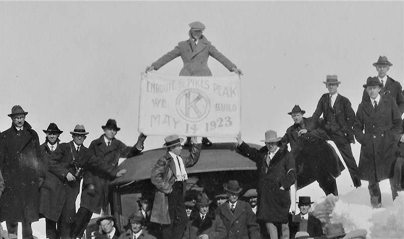 1923 Pikes Peak Meeting
