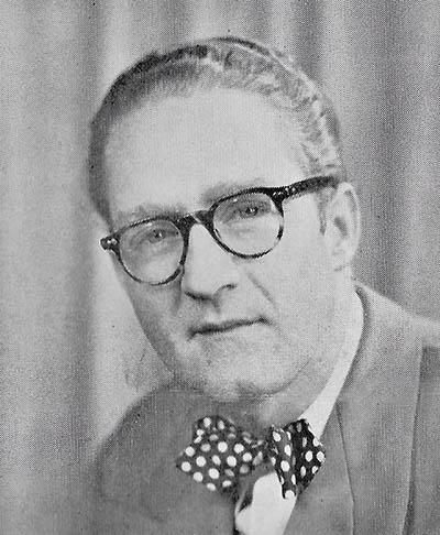 Earl Pitcock, 1964 Governor